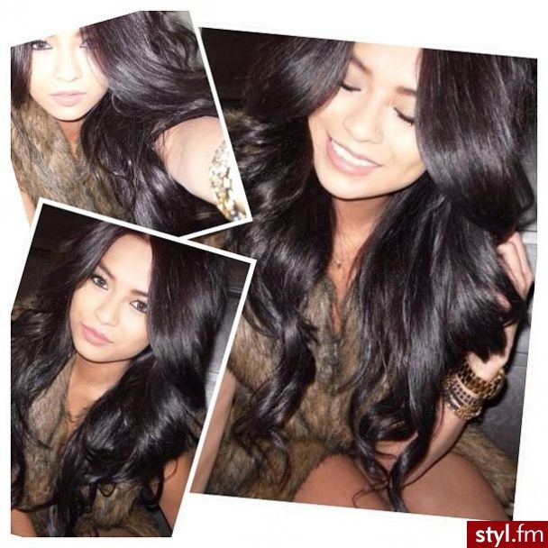 Long Hair curls waves gorgeous bombshell big hair pageant hair