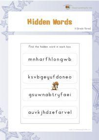 Hidden Words 5 - Individual File Download