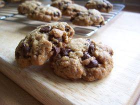 Good Food, Shared: Weetabix Chocolate Chip Cookies