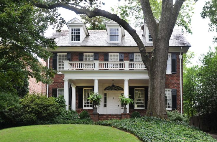Meticulously restored in Atlanta. Designed by ...