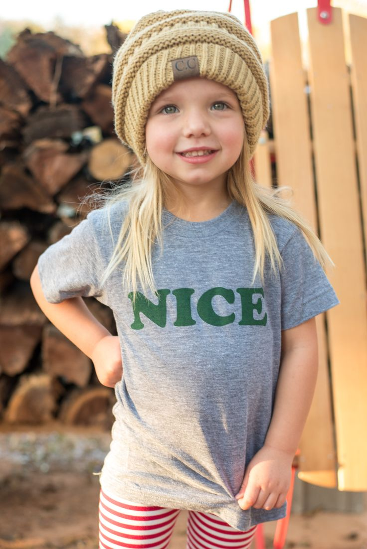 KIDS Nice 70s t-shirt grey from Lush Fashion Lounge