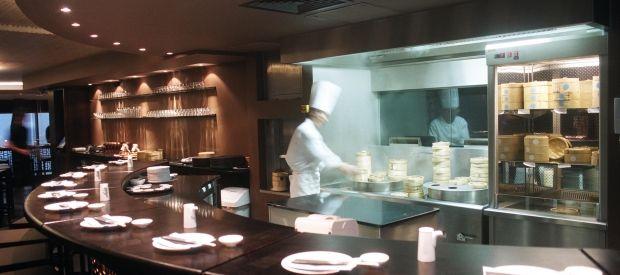 Ping Pong, Soho / Stratford- Dim Sum Restaurants (Vegan options)