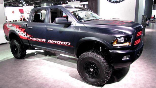 Dodge Power Wagon 2020 Trucks In 2020 Dodge Power Wagon Power Wagon Lifted Ford Trucks