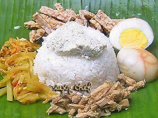 """NASI LIWET"" - Indonesian Food"