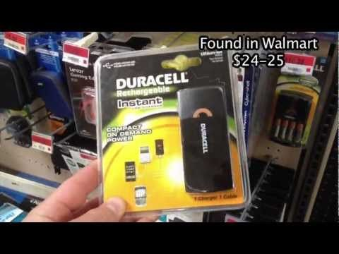 Tip #116 GoPro - Duracell Rechargeable - Charging Test