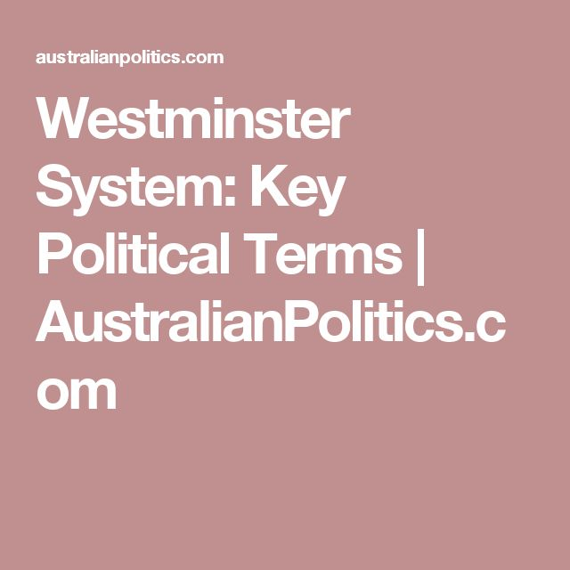westminister system of government in melanesia System as first introduced and  laws for the administration of a westminister-type parliamentary  government on charges of corruption and forms a.