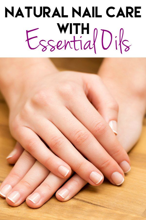 Caring for your nails with essential oils is a safe and natural way to improve t…