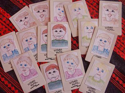 Játékos tanulás és kreativitás: Mondatfajták gyakorlása kártyákkal