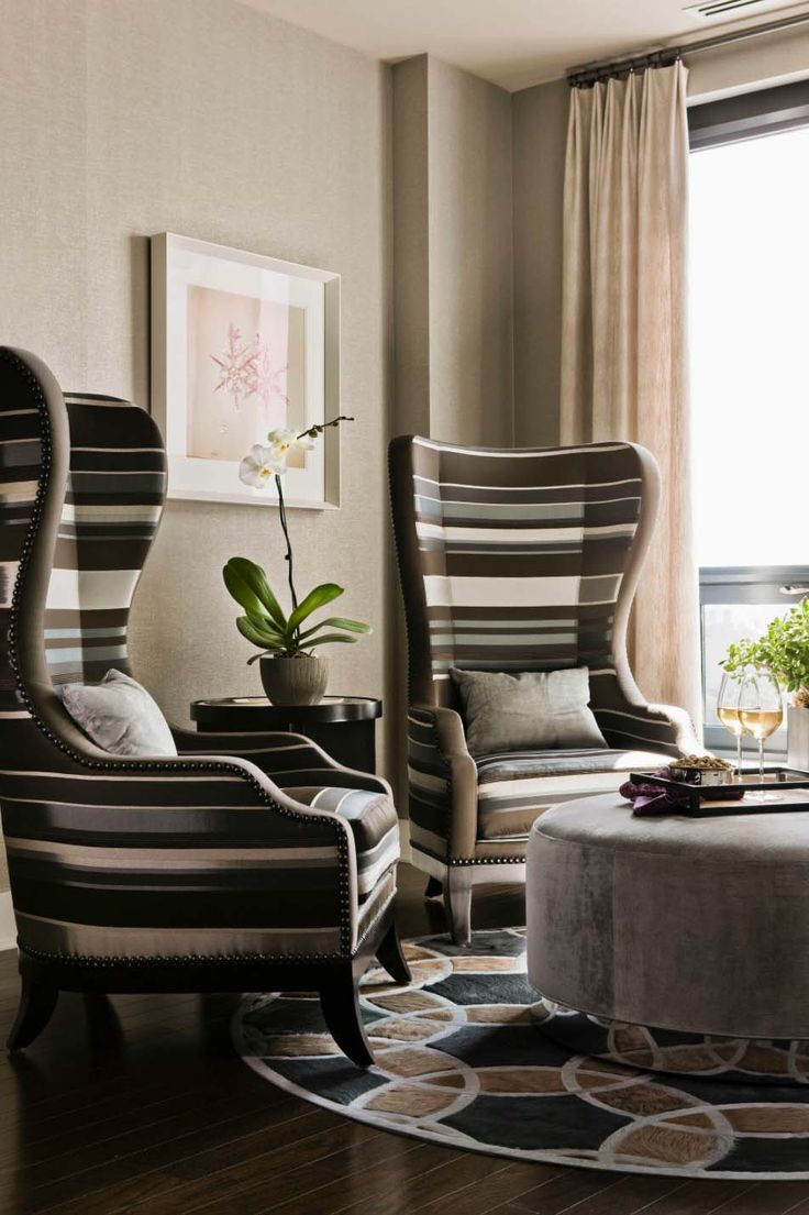 Modern High Back Chairs For Living Room 17 Best Images About Wing Back Chairs On Pinterest Queen Anne