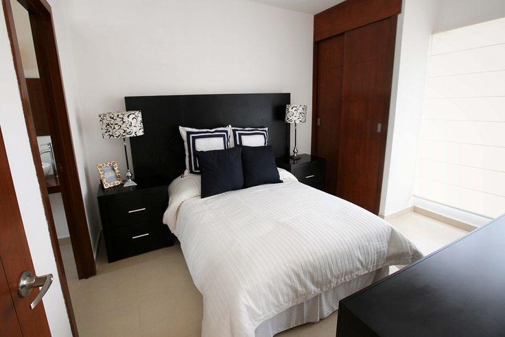Para rec maras principales peque as dise o interiores - Decoracion de dormitorios matrimoniales pequenos ...