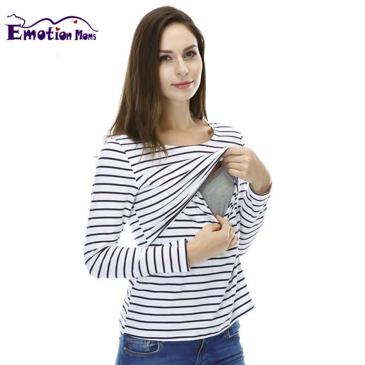 Emotion Moms Fashion pregnancy Maternity Clothes Maternity Tops/T-shirt Breastfeeding shirt Nursing Tops for pregnant women #>=#>=#>=#>=#> Click on the pin to check out discount price, color, size, shipping, etc. Save and like it!