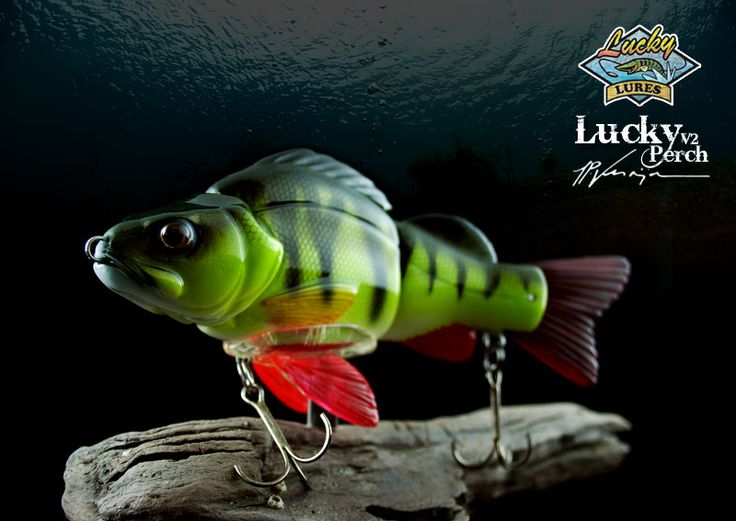Welcome to Lucky Lures -handmade lures-