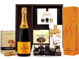 Luxury Chocolate & Champagne Hamper