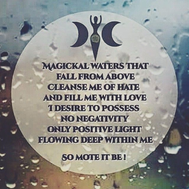 Rainy Day Prayer | Wiccan | Pinterest | The o'jays, Wouldn ...