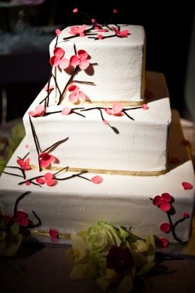 how to cut a wedding cake for 84 best cherry blossoms images on 15629