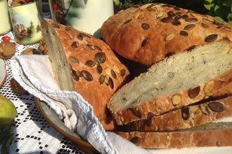 Upečte si výborný domáci tekvicový chlieb!