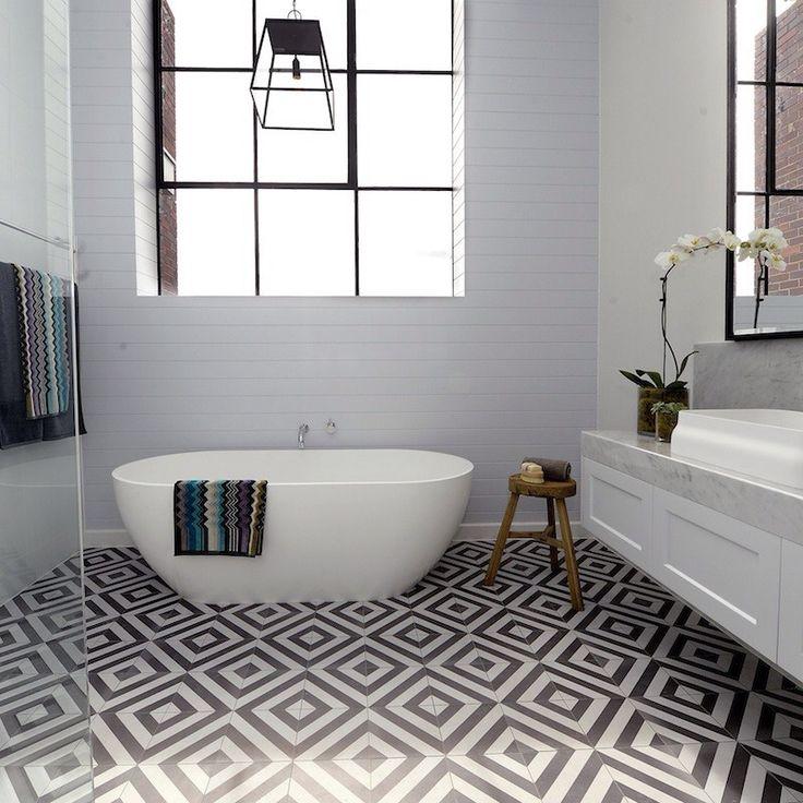 Darren & Deanne   Room 2   Bathroom   The Block Glasshouse 2014