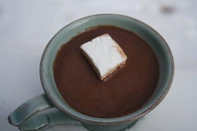 Can't find Sippin' Chocolate in the store?  Make your own at home! Country Tart Recipes