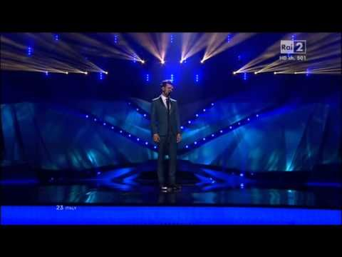 Marco Mengoni - L'essenziale (Italy - Eurovision Song Contest 2013) - YouTube
