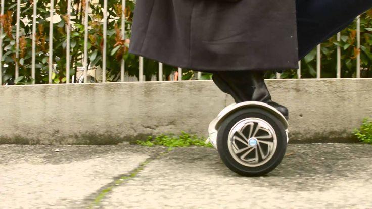 Airwheel S6 mini self-balancing scooter