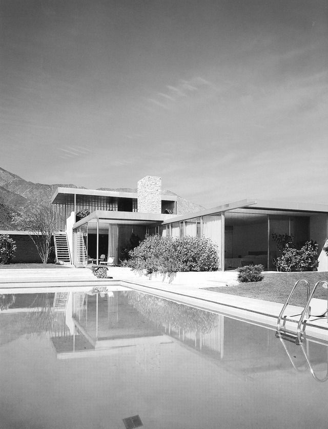 Best 25 richard neutra ideas on pinterest modern glass for Villa rentsch