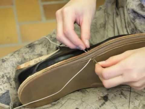 Handmade Shoe Part 4