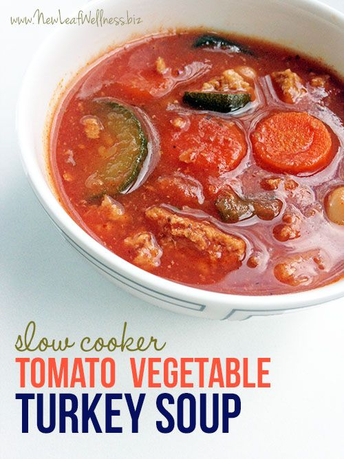 Colene's Easy Tomato Vegetable Soup Recipe — Dishmaps