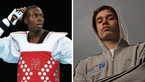 """Olympic taekwondo bronze medallist Lutalo Muhammad says he has a """"score to settle"""" with British rival Aaron Cook."""