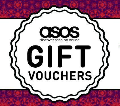 ASOS Gift Voucher
