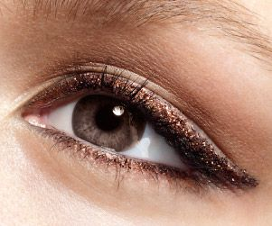 13 best images about bronze eyeliner looks on pinterest