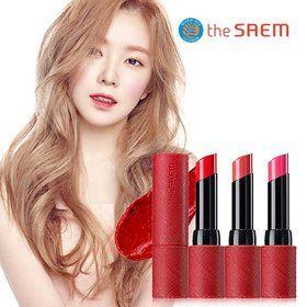 Gmarket - [The SAEM] theSAEM Kissholic lipstick S / 4.1g / sof...
