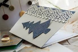 Image result for christmas cards glitter