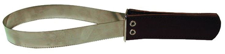 Horse And Livestock Prime-Shedding Blade For Horses- Brown Handle 27 Inch