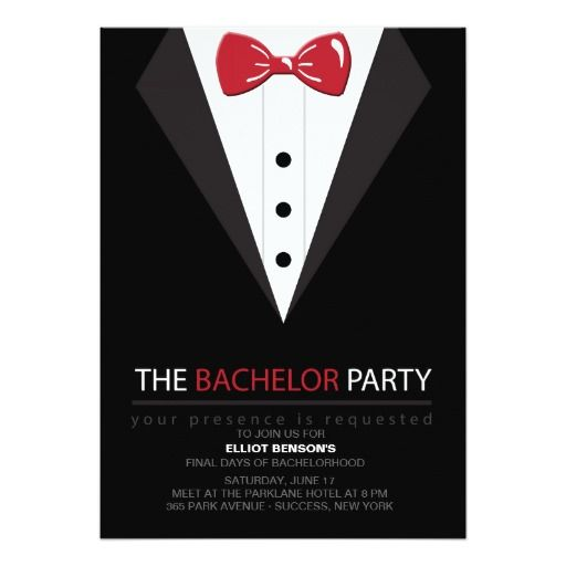 Best 25 Bachelor party invitations ideas – Stag Party Invites