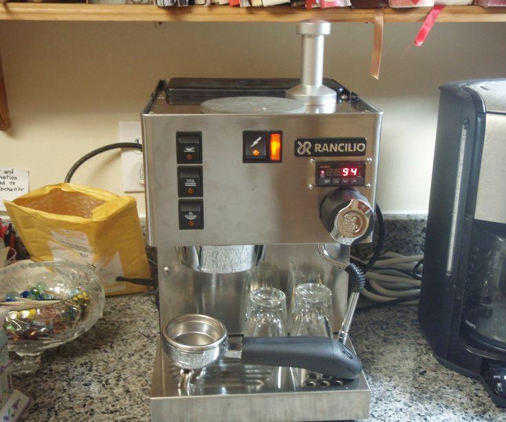 Rancilio Silvia Pid Best Espresso Espresso Rancilio Espresso Machine