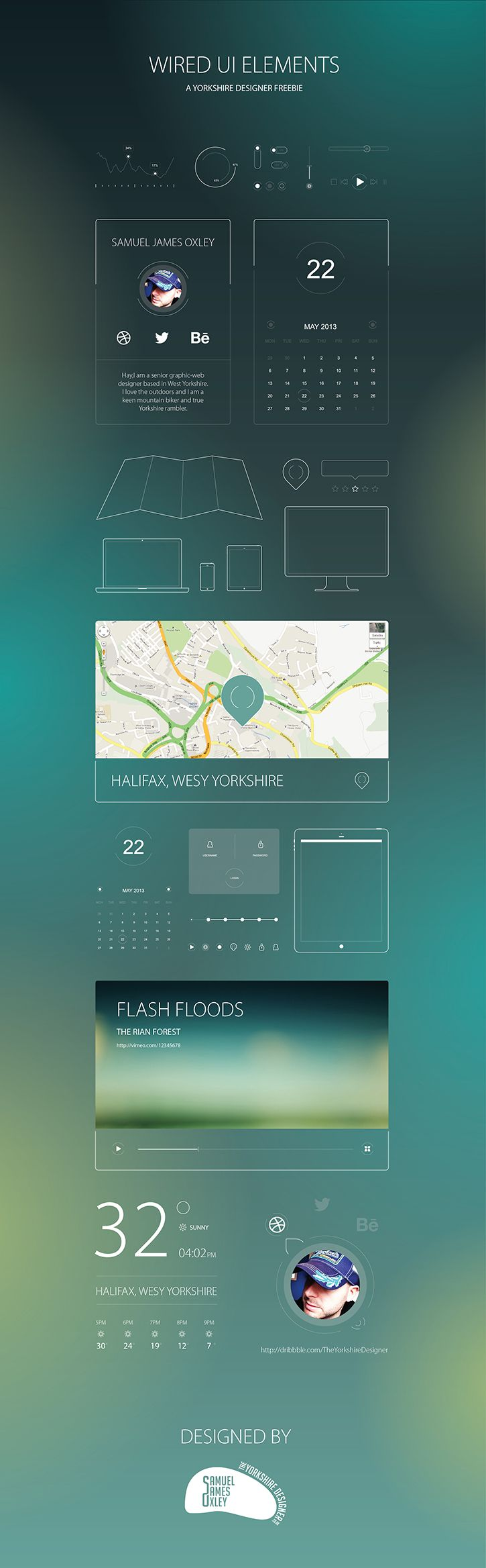 Wired UI Elements