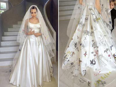 Brides who made bridal gown history