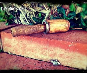 Build Your Own Duck Call