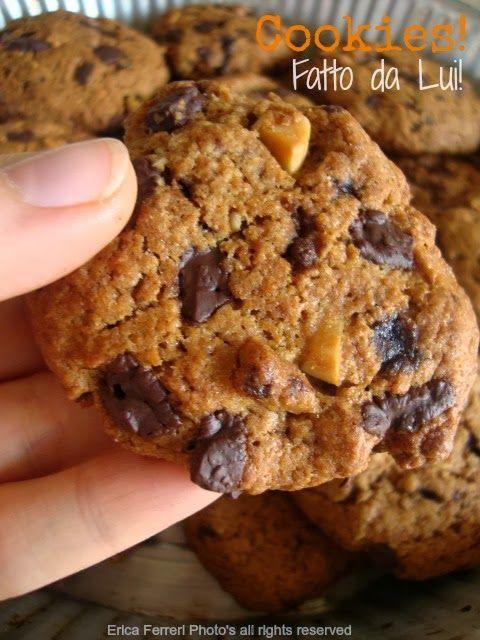 Ogni riccio un pasticcio - Blog di cucina: Biscotti con farina di farro - senza uova , senza latte: ricetta perfetta anche per farina integrale!