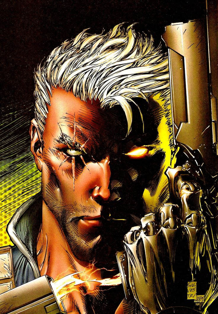 Cable by Marc Silvestri