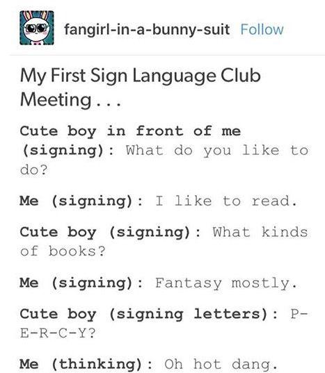 If you like Percy Jackson, I like you automatically. xD