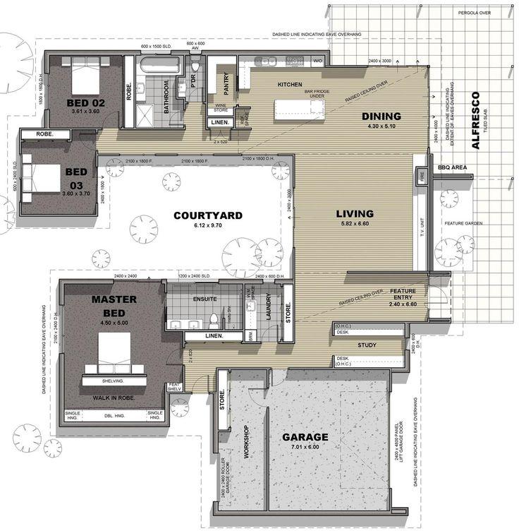 Floor Plan – Goandra Drive, Ocean Grove (Cropped)