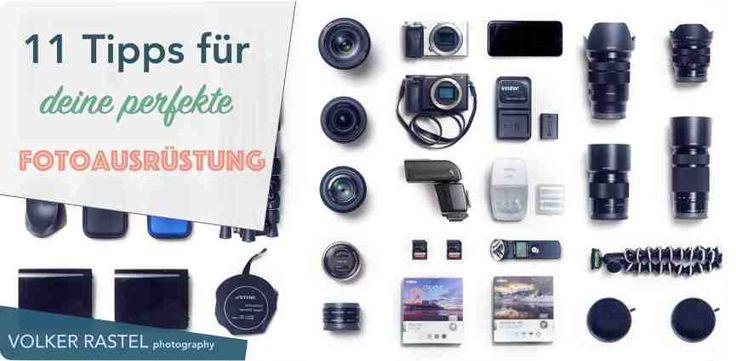 Willst du dir eine Fotoausrüstung aufbauen? Fragst du dich, welche Kamera es sein soll? Welche Objektive? Quält sich die Frage, ob du ein Stativ, Filter oder sonstiges Zubehör brauchst? Brauchst du Tipps für deine perfekte…