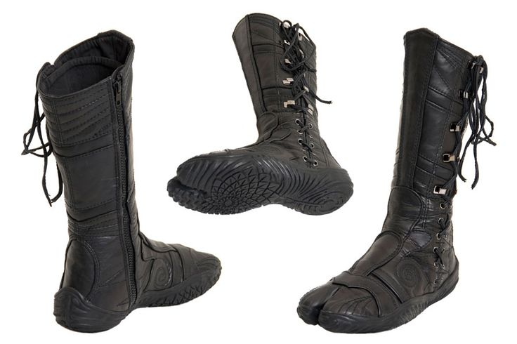 Did anyone notice the Ninja tabi boots worn in the movie 'Star Trek'? - Ask A Ninja Fans