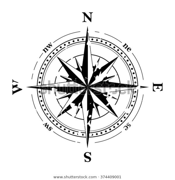 Compass Navigation Dial Highly Detailed Vector Stock Vector (Royalty Free) 369196172 - Best tattoo for women,Best tattoo for men,Best tattoo ever, Nautical Compass Tattoo, Compass Rose Tattoo, Compass Tattoo Design, Dream Tattoos, Mini Tattoos, Tattoos For Guys, Skull Tattoos, Sleeve Tattoos, Compass Navigation