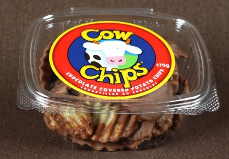 Cow Chips!
