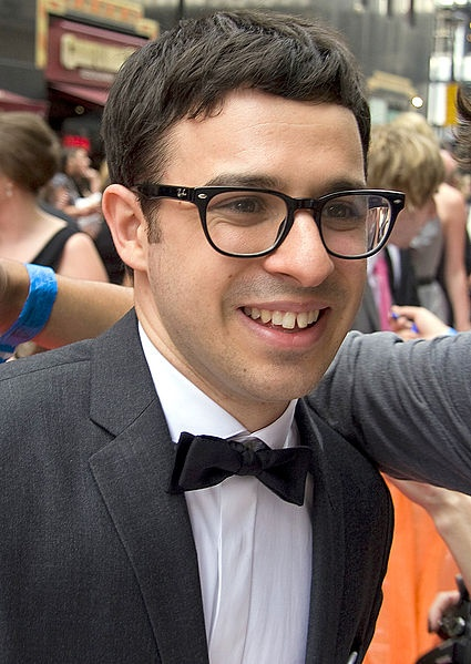 Simon Bird is awesome and adorable with his British teef.