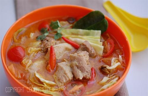 Tongseng Kambing - spicy lamb soup | Recipes - Lamb ...