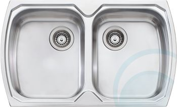 Oliveri MO763 Monet Sink Pack Top View