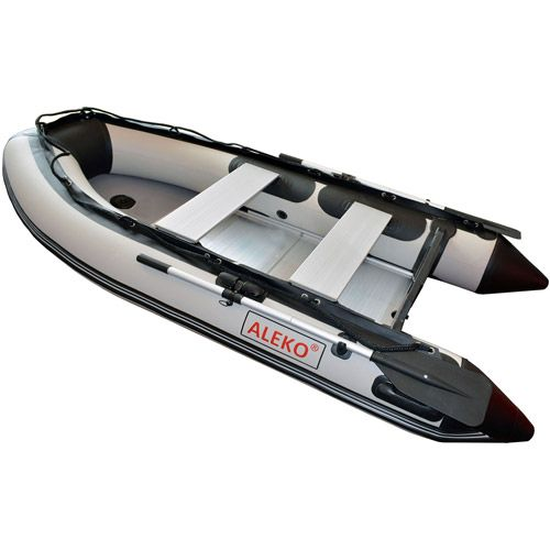 Boat Finder, Accecoris and Parts: ALEKO Inflatable Boat 12.5' with Aluminum Floor 6-...